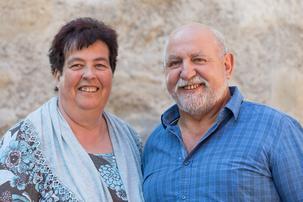 Heidi und Ruedi Bürgi